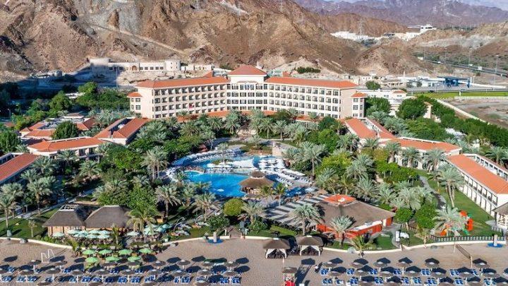Dovolená Spojené arabské emiráty - Fujairah Rotana Resort & Spa*****