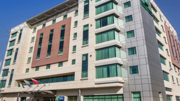 Dovolená Dubaj - Holiday Inn Express Dubai – Jumeirah**