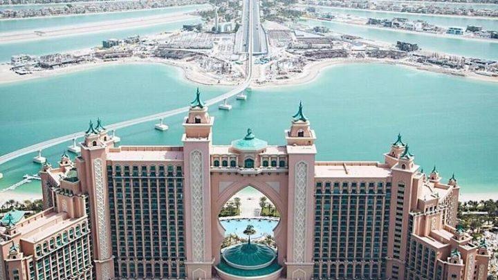 Dovolená Spojené arabské emiráty - Atlantis The Palm*****