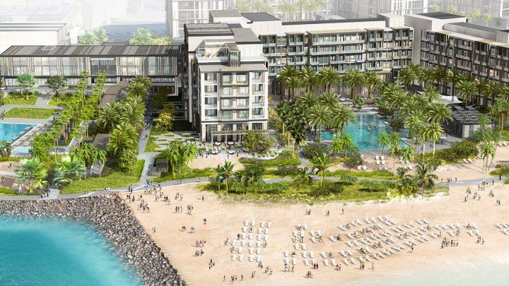 Dovolená Spojené arabské emiráty - Caesar Palace Bluewaters Dubai*****