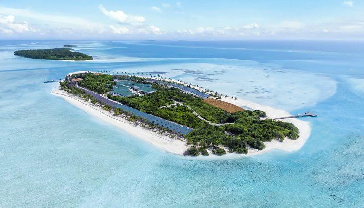 Dovolená Maledivy - Innahura Maldives Resort***