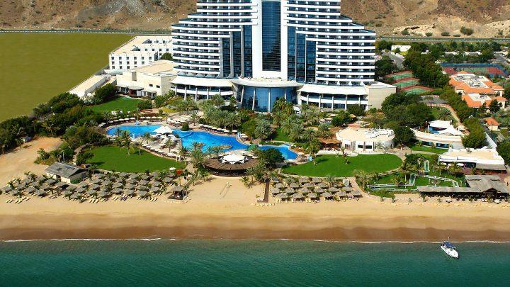 Dovolená Spojené arabské emiráty - Le Meridien Al Aqah Beach Resort*****