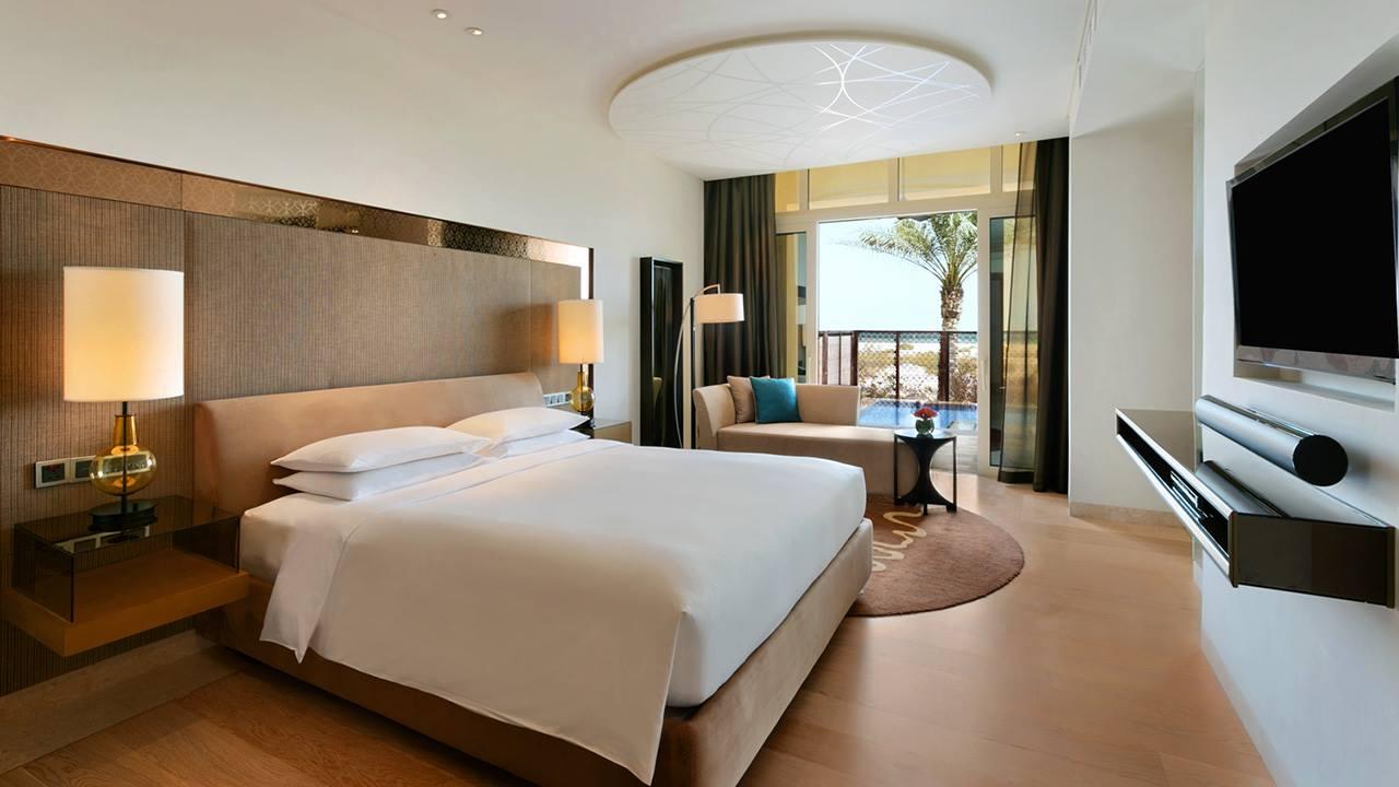 Park room, hotel Park Hyatt Abu Dhabi, SAE