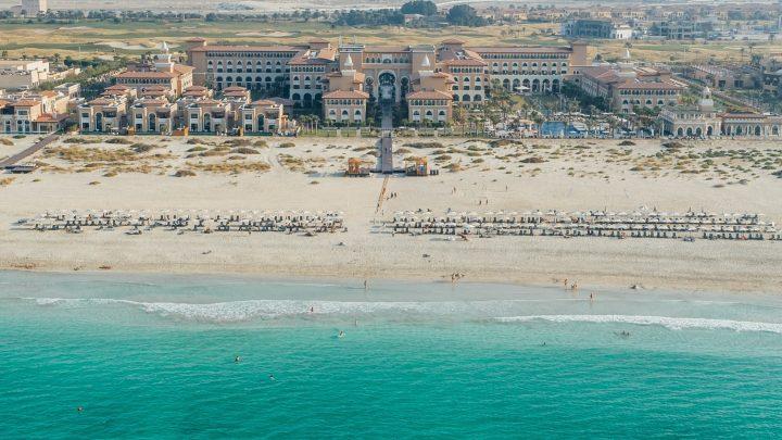 Dovolená Abu Dhabi - Rixos Saadiyat Island*****