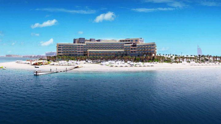 Dovolená Spojené arabské emiráty - Rixos The Palm Dubai*****