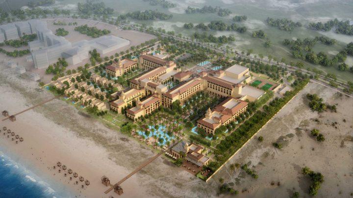 Dovolená Spojené arabské emiráty - Rixos Saadiyat Island*****