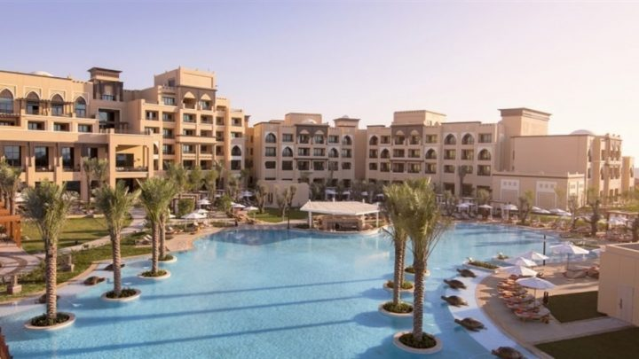 Dovolená Spojené arabské emiráty - Saadiyat Rotana Resort