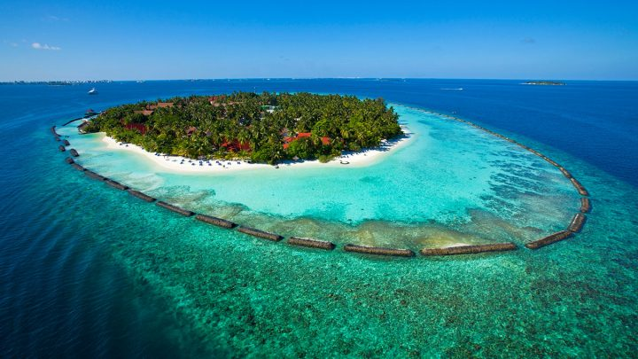Dovolená Maledivy - Kurumba Maldives*****