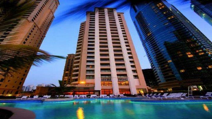 Dovolená Dubaj - Mövenpick Hotel Jumeirah Beach Dubai*****