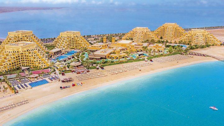 Dovolená Spojené arabské emiráty - Rixos Bab al Bahr*****