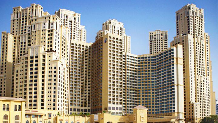 Dovolená Dubaj - Amwaj Rotana Jumeirah Beach Dubai*****