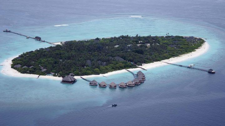 Hotel Maledivy - Adaaran Select Meedhupparu****