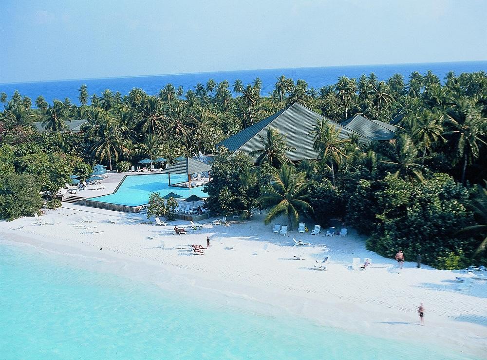 Adaaran Select Meedhupparu pláž