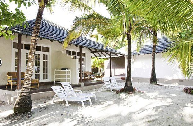 Sunset Beach Villa, Adaaran Select Meedhupparu, Maledivy