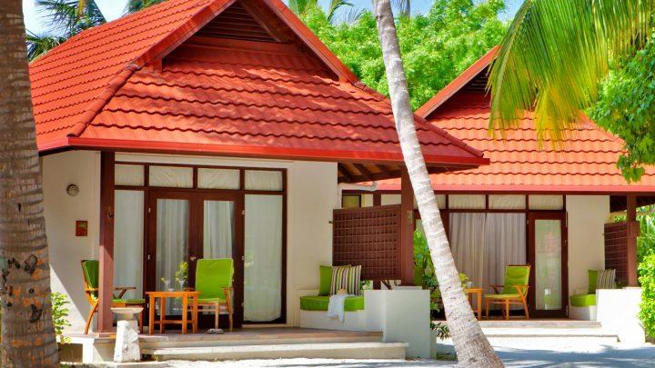 Deluxe Bungalow, hotel Kurumba Maldives,