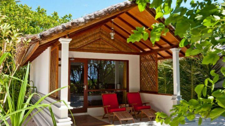 Villa Reethi, Reethi Beach Resort, Maledivy