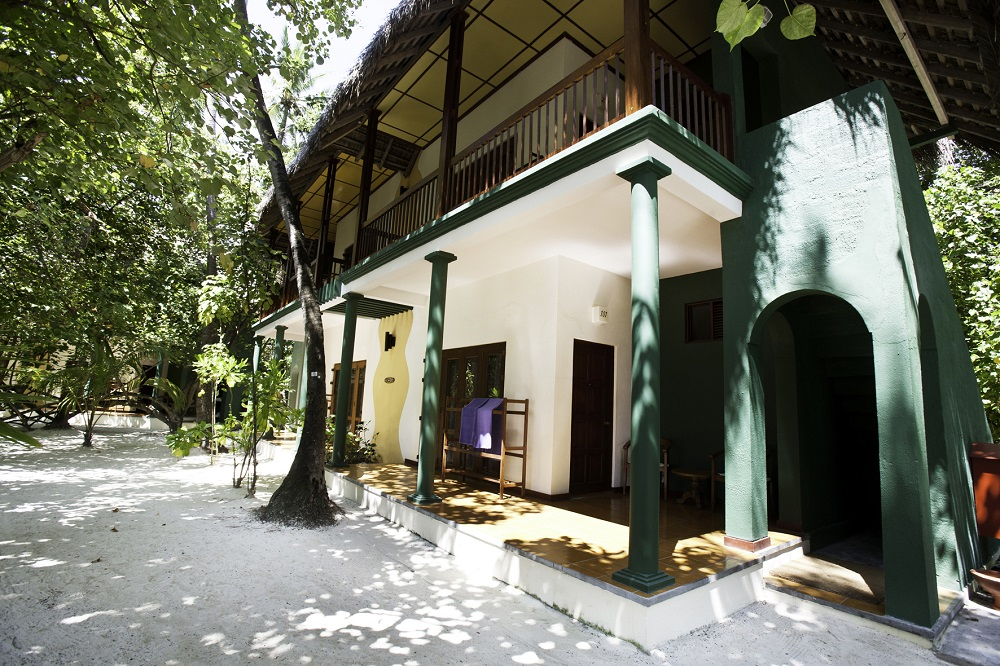 Standard room, Adaaran Club Rannalhi, Maledivy
