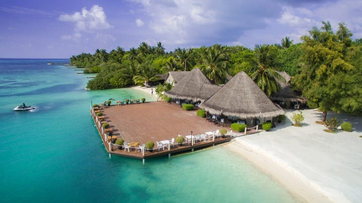 Dovolená Maledivy - Adaaran Select Hudhuran Fushi****