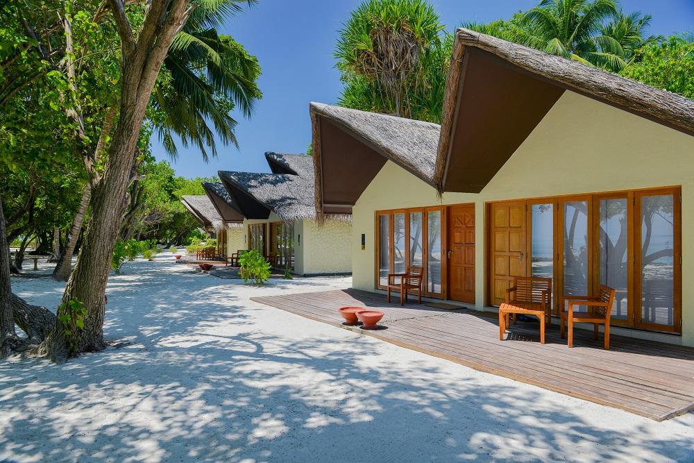 Garden Villa, Adaaran Select Hudhuran Fushi, Maledivy
