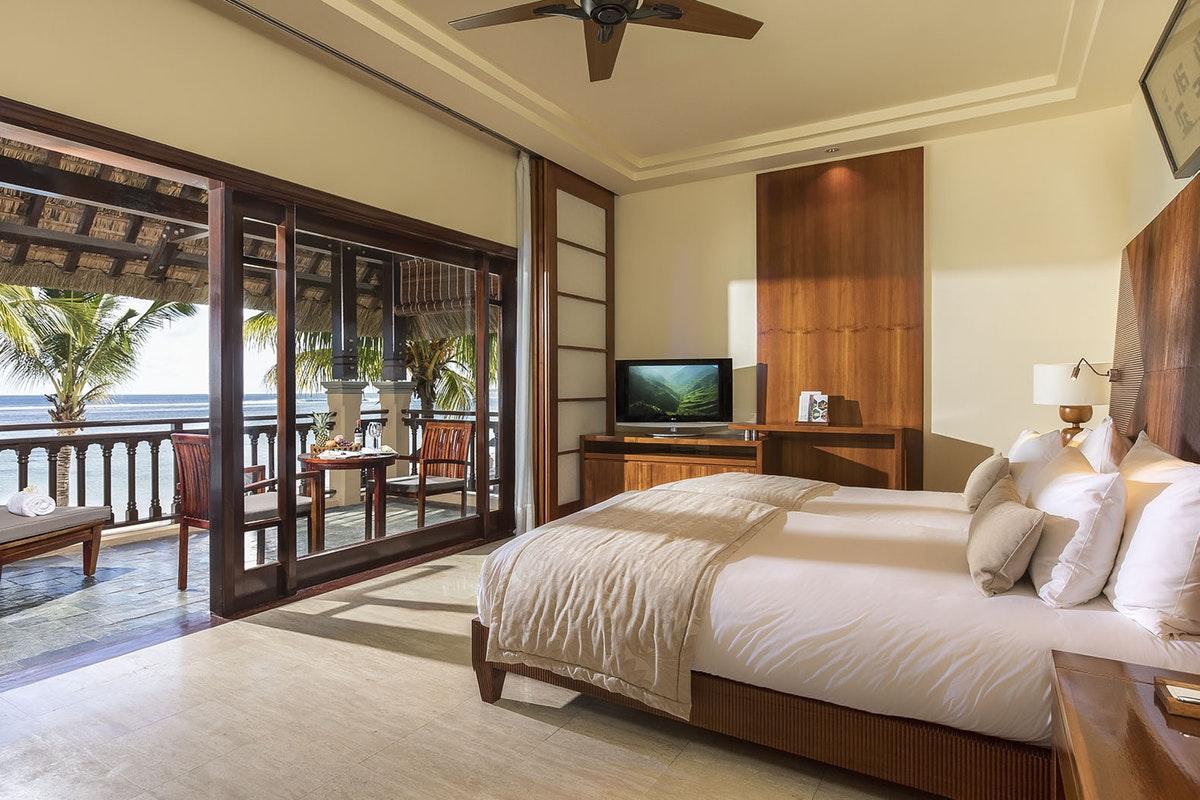Junior Suite Ocean View, Shanti Maurice, Mauricius
