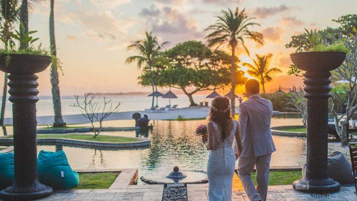 Svatba na Shanti Maurice, Mauricius