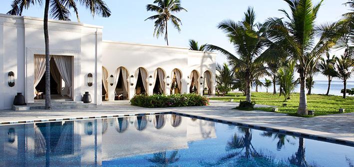 Dovolená Seychely - Baraza Resort & Spa*****