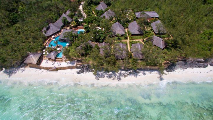 Dovolená Seychely - Tulia Zanzibar Unique Beach Resort*****