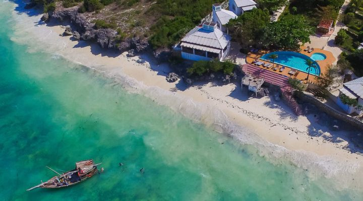 Dovolená Zanzibar - Warere Beach Hotel