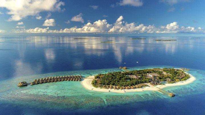 Dovolená Maledivy - Kudafushi Resort & Spa*****