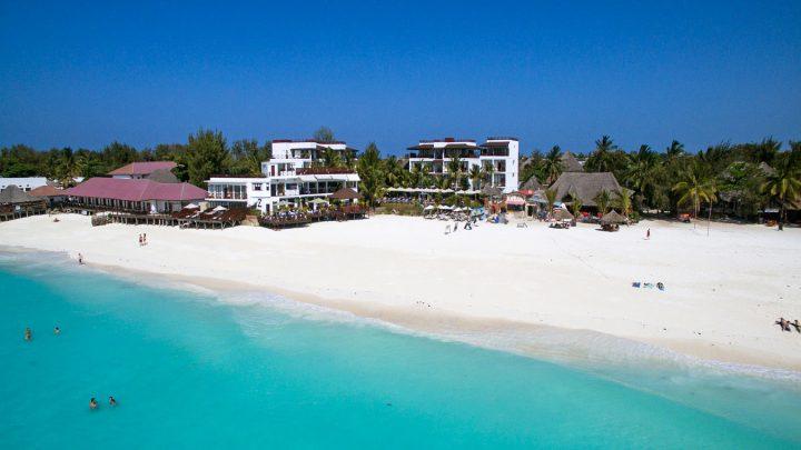 Hotel Seychely - Z Hotel Zanzibar****