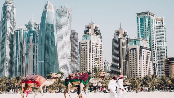 Dovolená Relaxačně poznávací pobyt - Relaxačně poznávací pobyt ve Spojených arabských emirátech