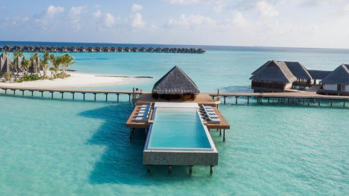 Dovolená Maledivy - Heritance Aarah *****