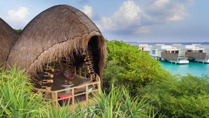 Hotel Maledivy - Dhigali*****
